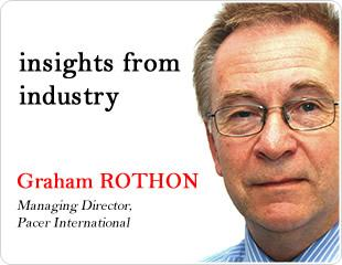 Supporting Innovation in Photonics and Optoelectronics: An Interview with Graham Rothon