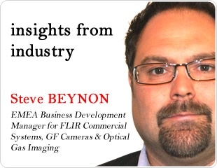Development and Application of FLIR's Gas Imaging Technology: An Interview with Steve Beynon