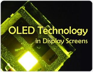 OLED Technology in Display Screens