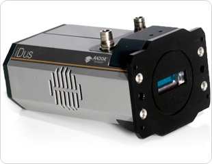 Andor launches a new standard for low-light NIR Spectroscopy CCDs
