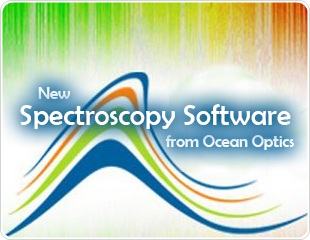 Ocean Optics Launches New Spectroscopy Software