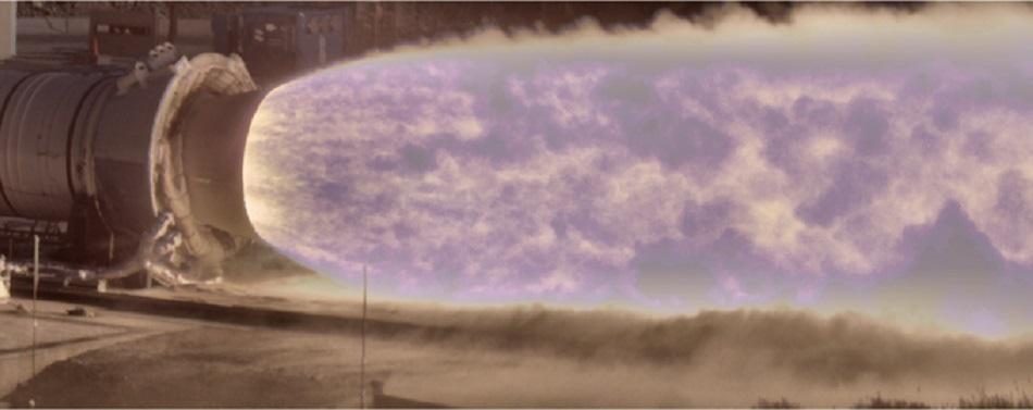 NASA Captures Rocket Propulsion on Video with Unprecedented Detail